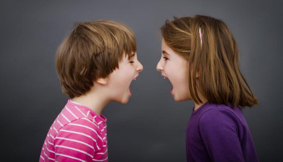 Aggressività nei bambini: cosa fare?