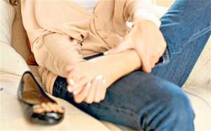 Dolore ai piedi: l'aiuto del Podologo