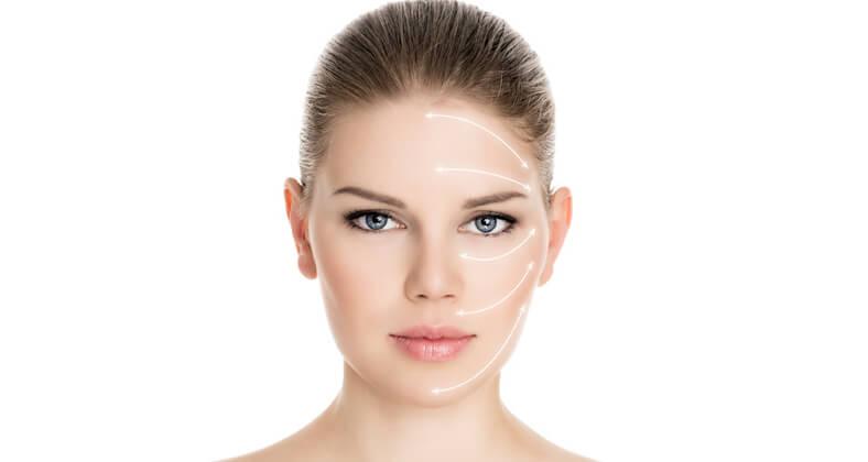 Trattamento viso con Radiesse: il filler triplice azione effetto lifting